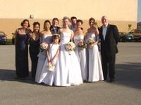 Highlight for album: Jan 3rd 2003 Paul & Rebecca's wedding