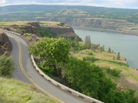 Highlight for Album: Trip - Columbia River Gorge Trip with Marshall & Joyce