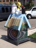 Highlight for Album: Snoopy & Woodstock, St. Paul, MN