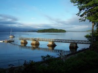 Highlight for Album: Traveling to Bar Harbor